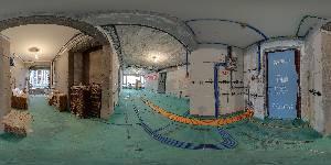 圣都装饰萧山分公司金地天逸4栋一单元水电全景存档