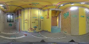 恒彩装饰——《水电样板间》全景赏析